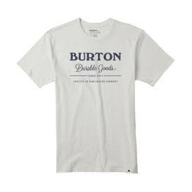 BURTON UOMO DURABLE GOODS T-Shirt 2019