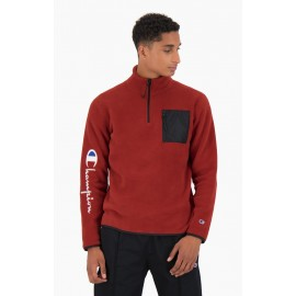 CHAMPION UOMO HALF ZIP TOP PILE 2021