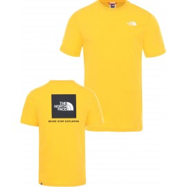 THE NORTH FACE UOMO RED BOX T-Shirt 2021