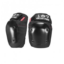 KILLER PADS FLY KNEE PROTEZIONI SET SKATE 2021