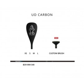 STARBOARD ENDURO UD CARBON FIX Pagaia sup 2021